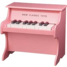 Pian - New Classic Toys - Roz - Instrumente muzicale copii