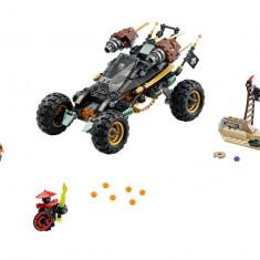 LEGO Ninjago - Vehiculul lui Cole 70589
