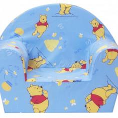 Fotoliu din burete Happy Winnie - Set mobila copii