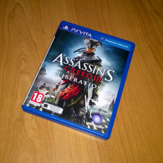 Joc PS Vita - Assassin's Creed Liberation - Jocuri PS Vita
