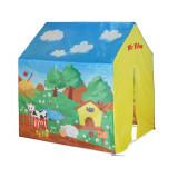 Cort de joaca pentru copii My Farm, Multicolor, Knorrtoys