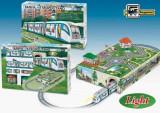 Trenulet Metropolitan CityTran - Pequetren, Seturi complete