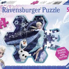 Puzzle Ravensburger FROZEN FULGUL DE ZAPADA AL ELSEI, 73 PIESE