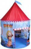 Cort de joaca pentru copii Wickie Castel, Multicolor, Knorrtoys