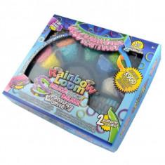 Mega Kit Rainbow Loom - Jocuri arta si creatie