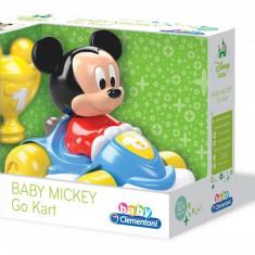 Masinuta Clementoni de curse Mickey Mouse