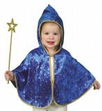 Pelerina pentru deghizare Micul Magician 92 cm, Multicolor