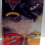 MASINI 3, DRUMUL SPRE VICTORIE, ACTIVITATI, 2017 - Carte de povesti