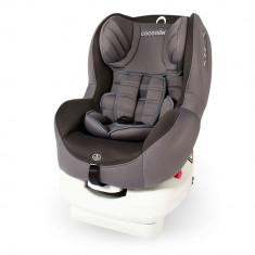 Scaun auto cu Isofix Coccolle Mira-Fix grupa 0-18 kg - Gri - Scaun auto copii Coccolle, 0+ -1 (0-18 kg)