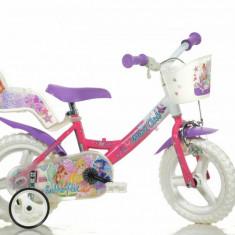 Bicicleta Winx 124RL WX7 - Bicicleta copii Dino Bikes