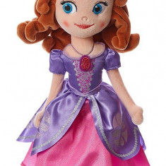 Papusa din plus Sofia Shimmering Dress 35 cm - Jucarii plus Disney