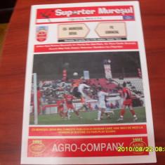 Program Muresul Deva - FC Caracal - Program meci