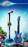 Set chitara si microfon Avengers, Reig Musicales