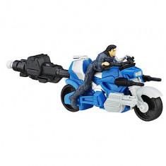 Figurina Captain America Combat Racer - Figurina Animale Hasbro