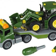 Trailer cu tractor John Deere - Klein - Vehicul