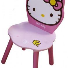 Scaun pentru copii Pretty Hello Kitty - Set mobila copii