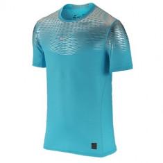 Nike Hypercool Max Metalized Short Sleeve | produs 100% original, import SUA, 10 zile lucratoare - eb270617a - Tricou barbati Nike, Maneca scurta