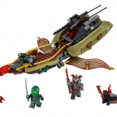 LEGO Ninjago - Destiny's Shadow - Barca multifunctionala 70623