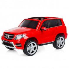 Masinuta electrica Chipolino SUV Mercedes Benz GLK350 Red - Masinuta electrica copii
