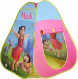Cort de joaca pentru copii Heidi Pop Up, Multicolor, Knorrtoys
