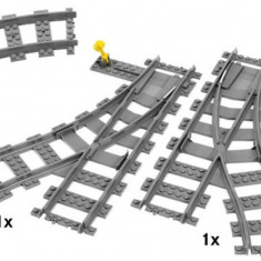 LEGO City - Macaz de cale ferata 7895