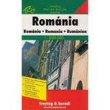 Freytag & Berndt Harta Atlas Auto Romania