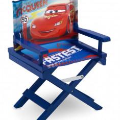 Scaun pentru copii Cars Director's Chair - Set mobila copii