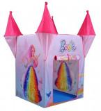 Cort de joaca pentru copii Palatul Barbie Dreamtopia, Multicolor, Knorrtoys