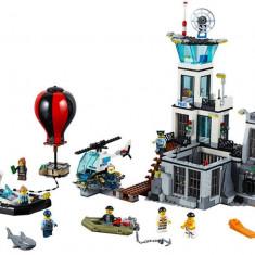 LEGO City - Inchisoarea de pe insula 60130