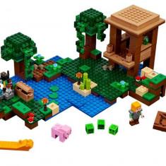 LEGO Minecraft - Coliba Vrajitoarei 21133