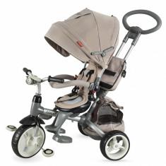 Tricicleta Coccolle Modi Multifunctionala - Bej - Tricicleta copii