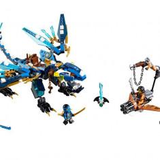 LEGO Ninjago - Dragonul lui Jay 70602