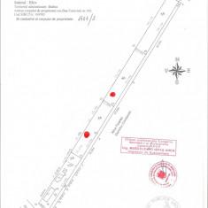 Teren intravilan - buftea - centru - Teren de vanzare, 1596 mp