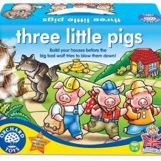 Joc de societate - Cei trei purcelusi orchard toys