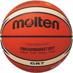 Minge baschet Molten GR7-E7T, editie limitata EuroBasket 2017, Marime: 7