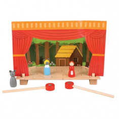 Teatru magnetic - Primul spectacol