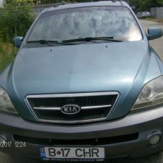 KIA SORENTO 4x4, An Fabricatie: 2003, Motorina/Diesel, 186000 km, 2497 cmc