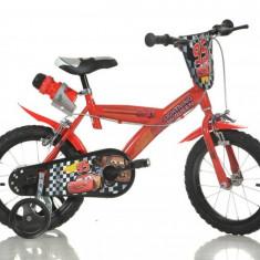 Bicicleta DINO BIKES - Cars 163G CS - Bicicleta copii