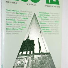 Revista Agora - Numarul 2 - aprilie 1992