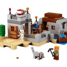 LEGO Minecraft - Avanpostul din desert 21121