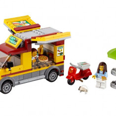 LEGO City - Furgoneta de pizza 60150