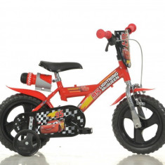 Bicicleta DINO BIKES - Cars 123GL CS - Bicicleta copii