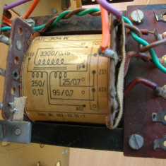 Transformator iesire lampi /tuburi