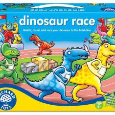 Joc de societate - Intrecerea dinozaurilor orchard toys