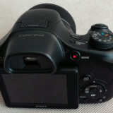 Aparat foto 20 Mpx, ZOOM 50X, Sony DSC-HX300