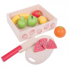 Set fructe feliate - BigJigs