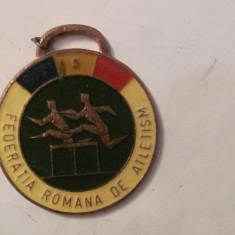 "MMM - Medalie Sport ""Federatia Romana de Atletism / Concurs Juniori III 1978"""