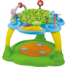 Centru de joaca cu activitati multiple Astera - Tarc de joaca Baby Mix, Multicolor