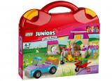 LEGO Juniors - Valiza de ferma a Miei 10746