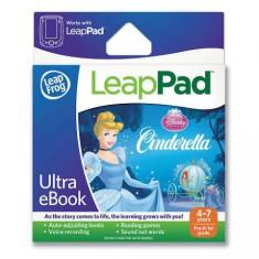 Soft educational pentru fetite - Cenusareasa - LeapPad